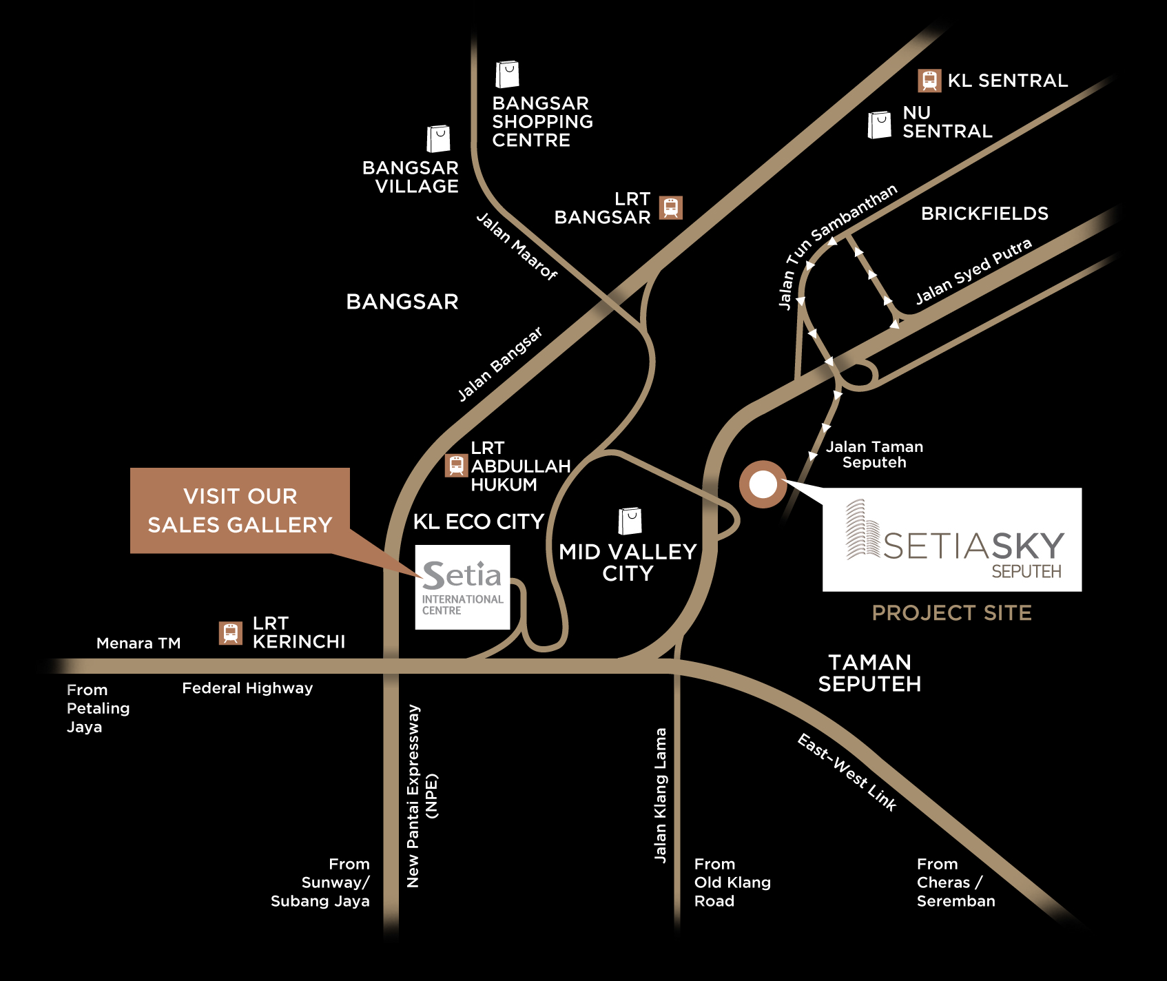 New Launch Property In Setia Sky Seputeh Seputeh