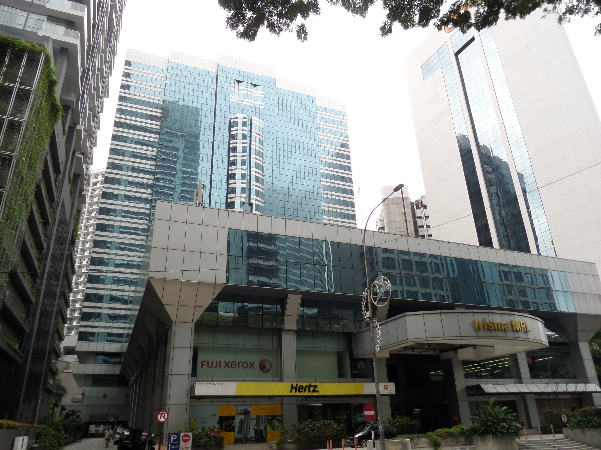 Wisma MPL (KL City) Office For Rent For rental @RM 4 9 By BENSON
