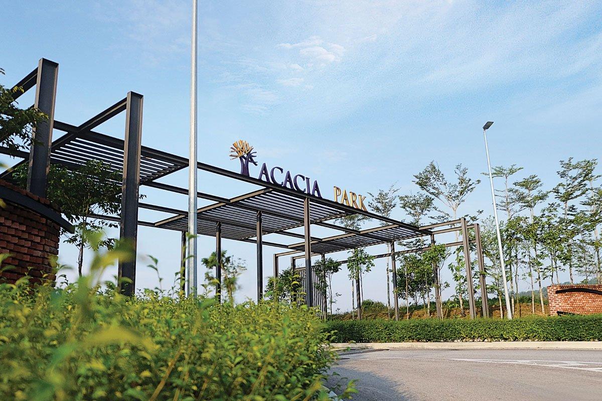 Acacia Park , Selangor, Rawang