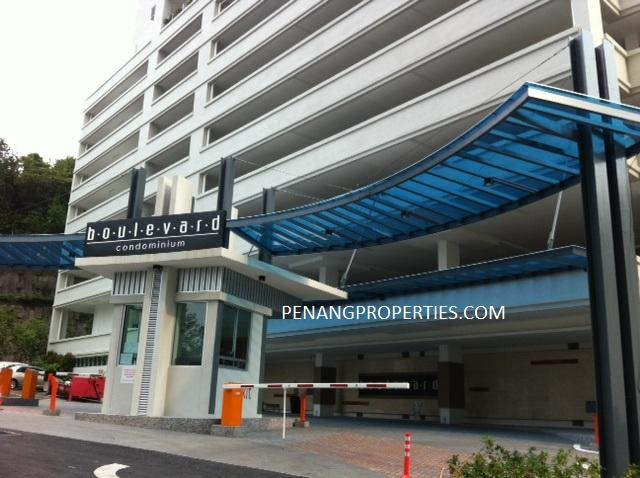 Boulevard Condominium , Ayer Itam , Penang