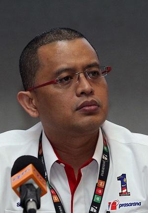 Datuk Seri Shahril Mokhtar