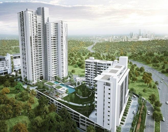 Damansara Avenue, Azelia Residence