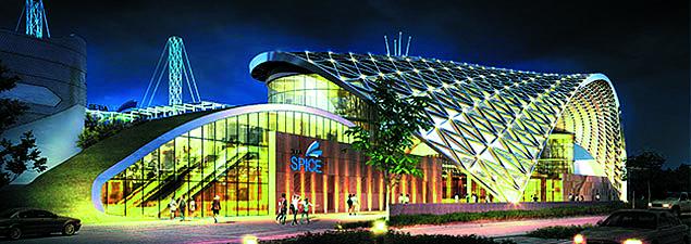 Spice Convention Centre