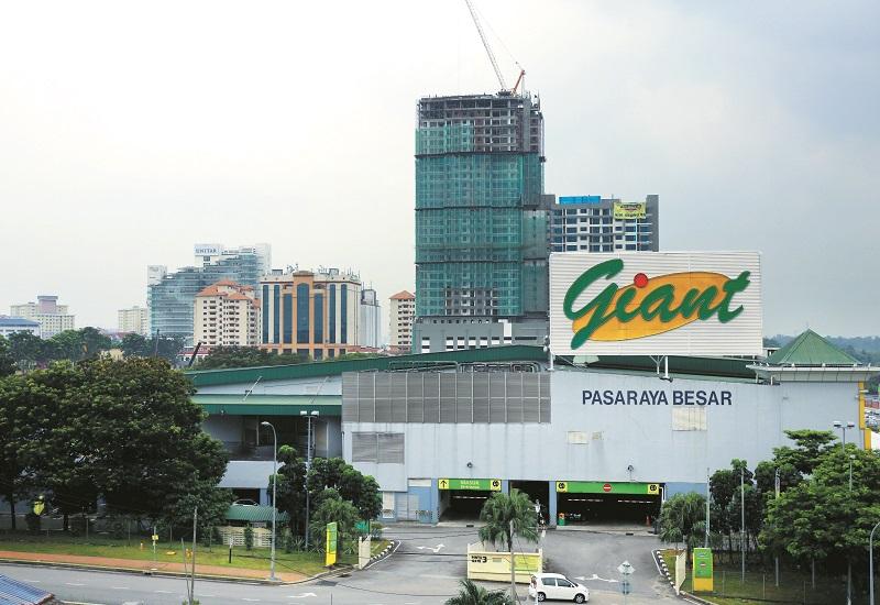 Kelana Jaya Giant property