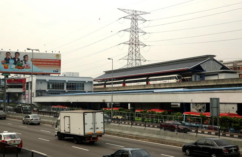 Kelana Jaya LRT property