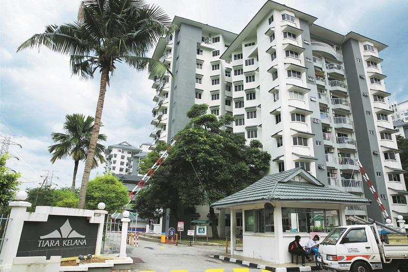 Kelana Jaya Tiara Kelana condominium