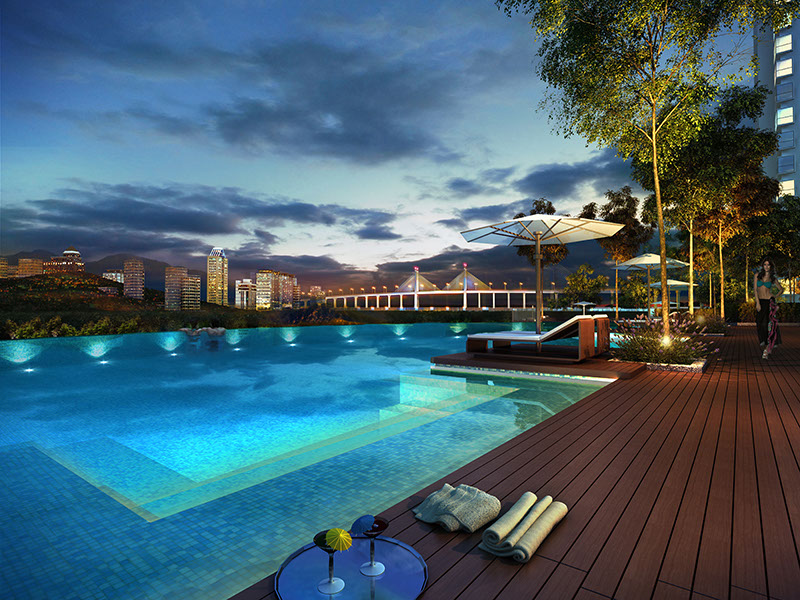 Penang WorldCity, Ivory Properties Group, Tropicana Corp, Tropicana Ivory