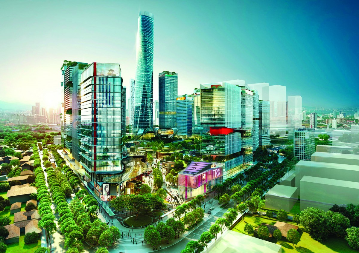 mega projects in malaysia