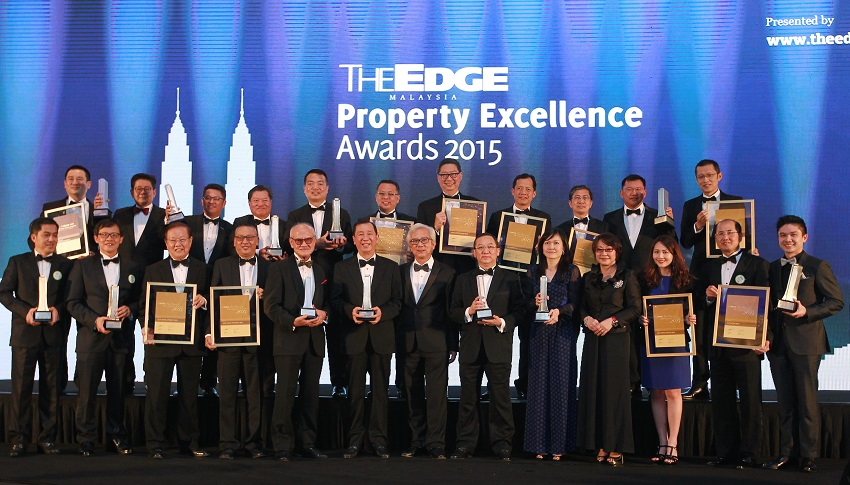 The Edge Property Excellence Awards 2015