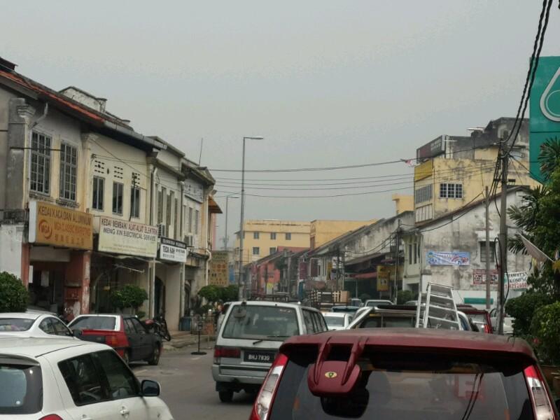 Pekan Ampang, heritage, Suke