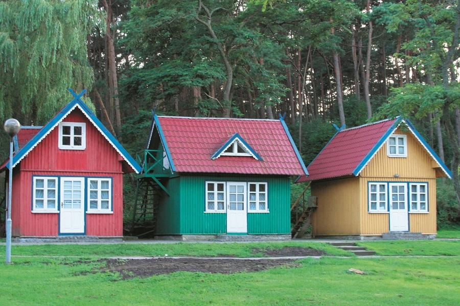 Tiny homes US