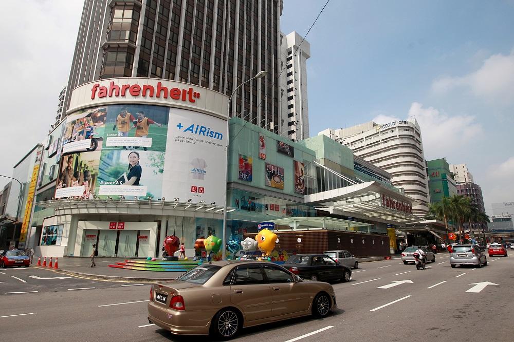 Bukit Bintang, Titijaya, Amona Development