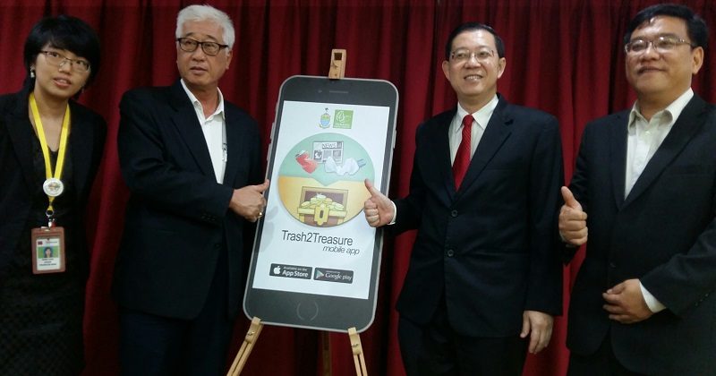 Penang launches new recycling app | EdgeProp my