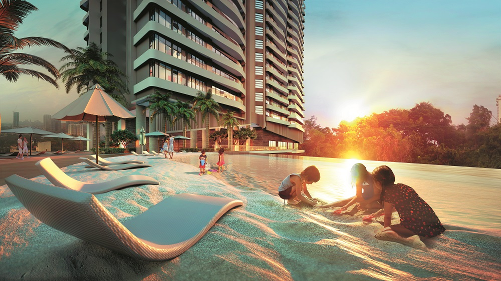 Damansara heights the edge property malaysia for Bauhaus swimmingpool