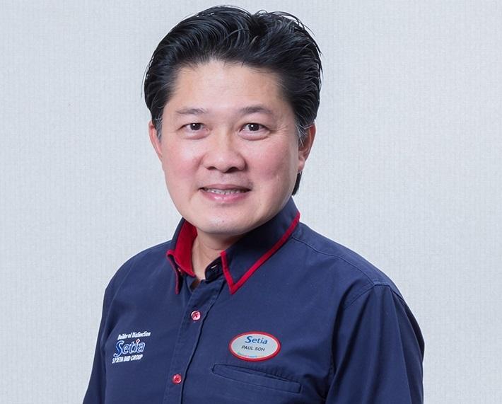 Paul Soh
