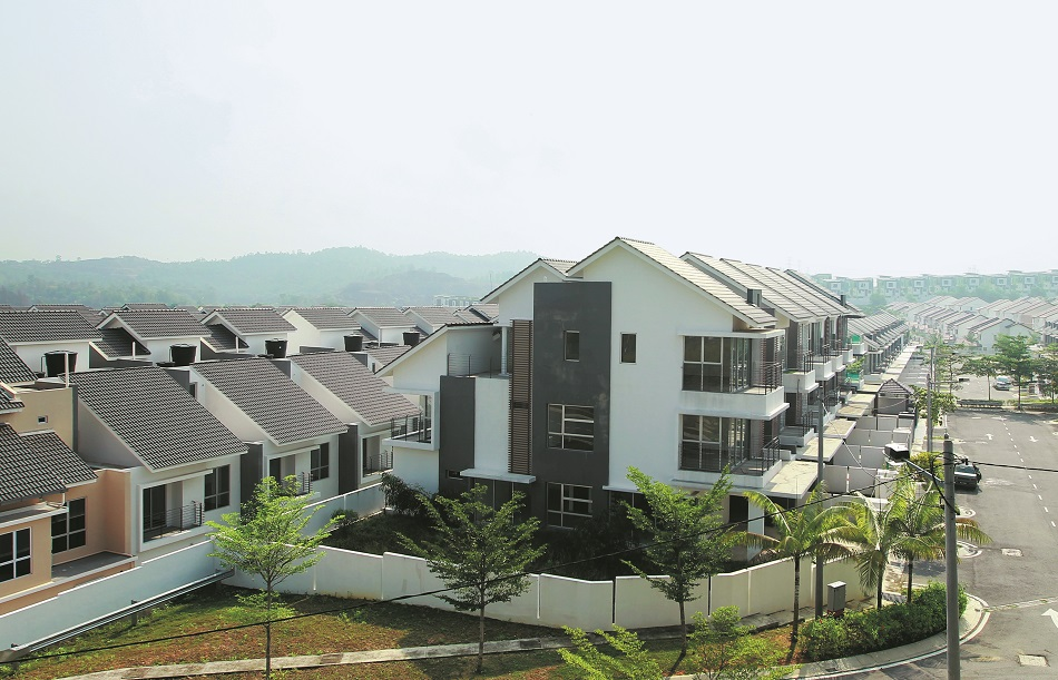 rawang new property