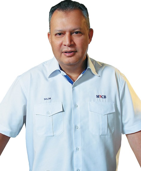 Image result for Tan Sri Mohamad Salim Fateh Din
