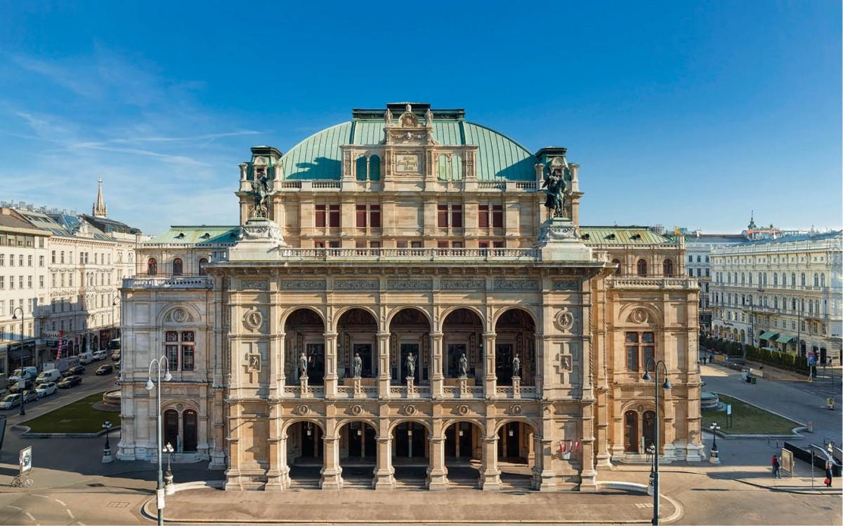 Vienna State Opera House 1