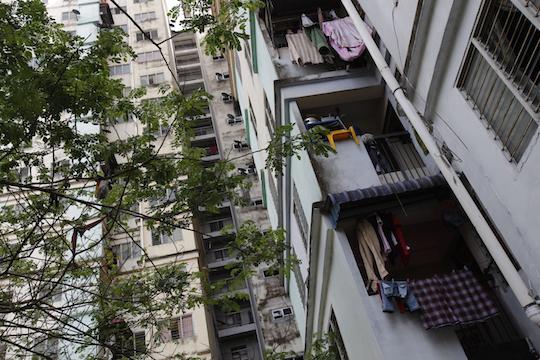 Kota Damansara flats