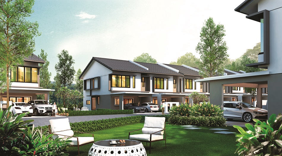 Shang Garden @ Bukit Sarimba