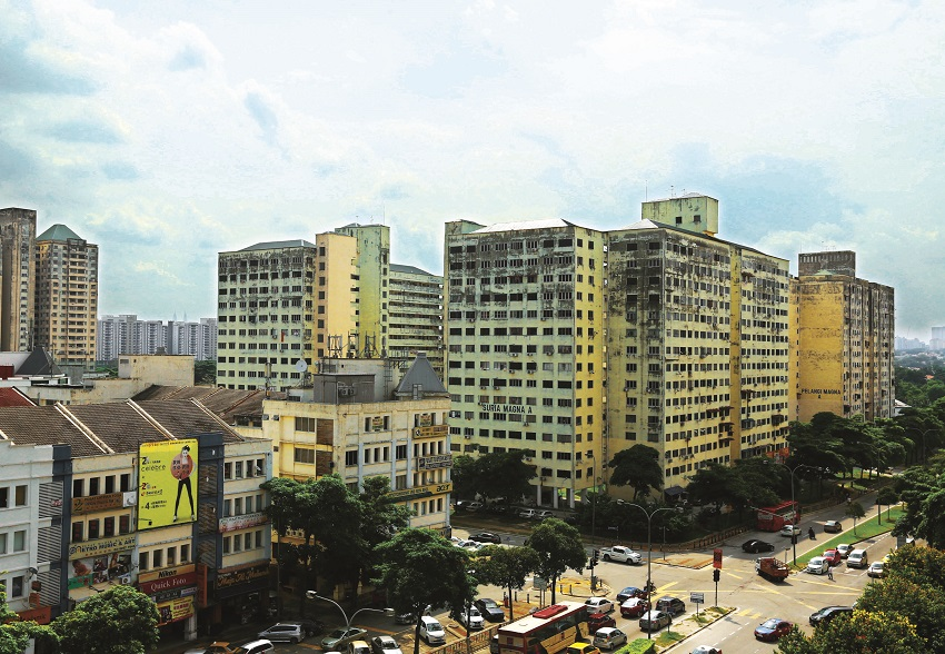 Kepong New Property