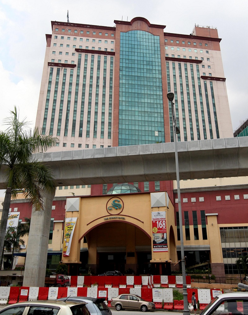 Summit Hotel Subang USJ to get RM20 mil to RM30 mil renovation