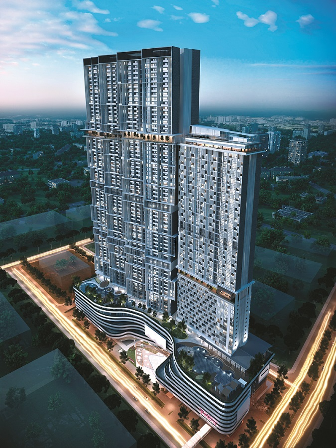 binastra land  launch flagship integrated development  chan sow lin corporateofficemy