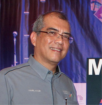 Datuk Khairil Anwar Ahmad