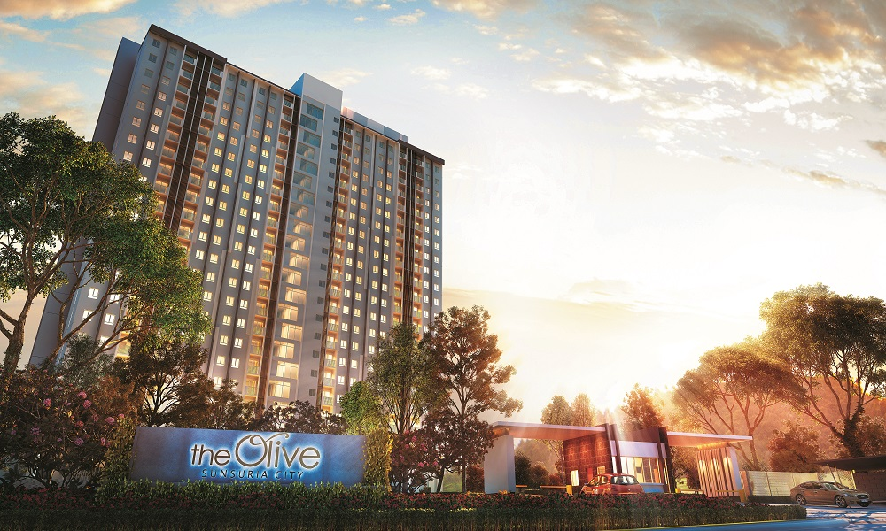 Look out for The Olive at Sunsuria City | EdgeProp.my