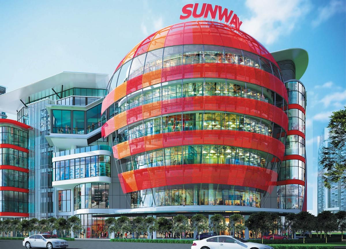 Sunway Velocity Mall