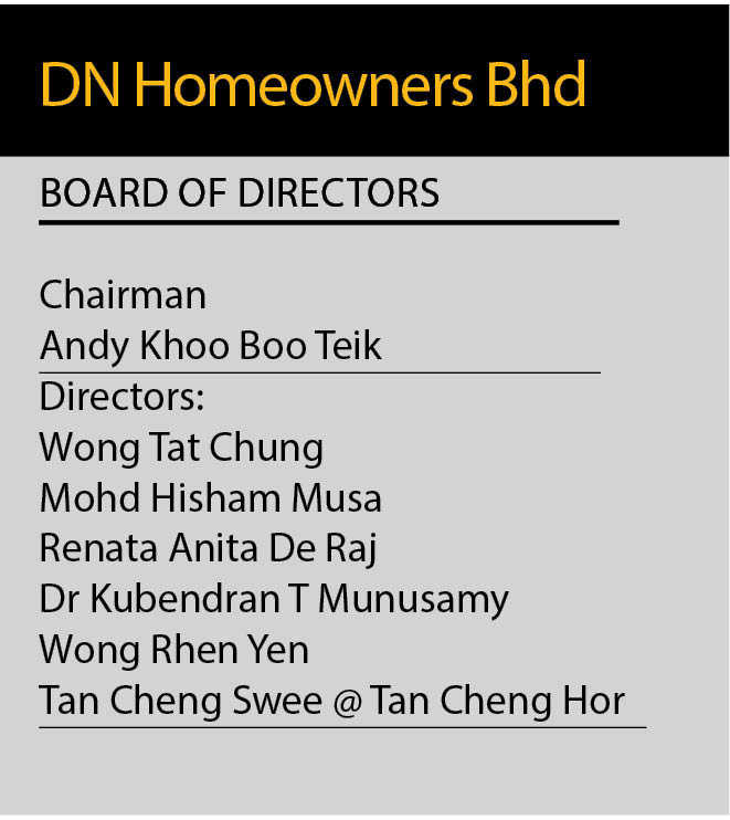 DN Homeowners