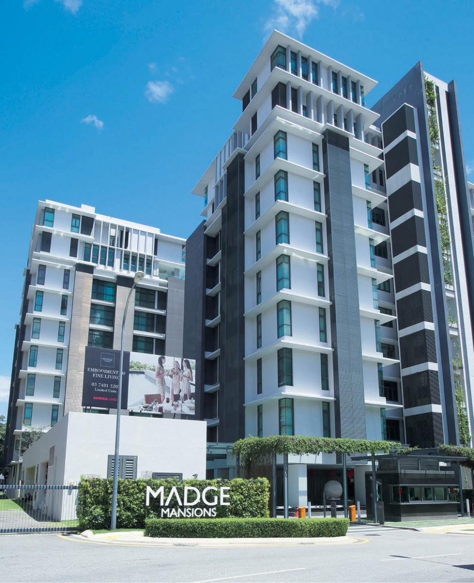 Madge Mansions