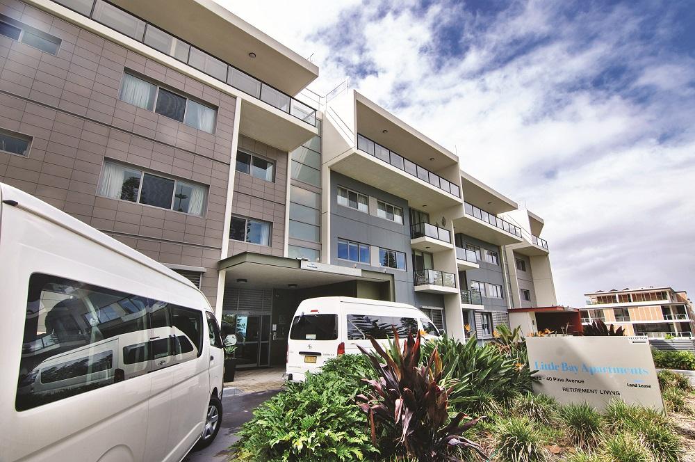 Little Bay Apartments