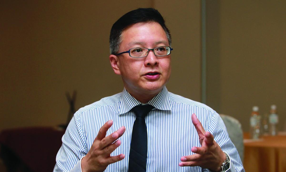 Datuk Milton Norman Ng Kwee Leong