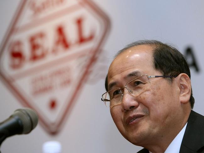 CEO Datuk Khor Chap Jen