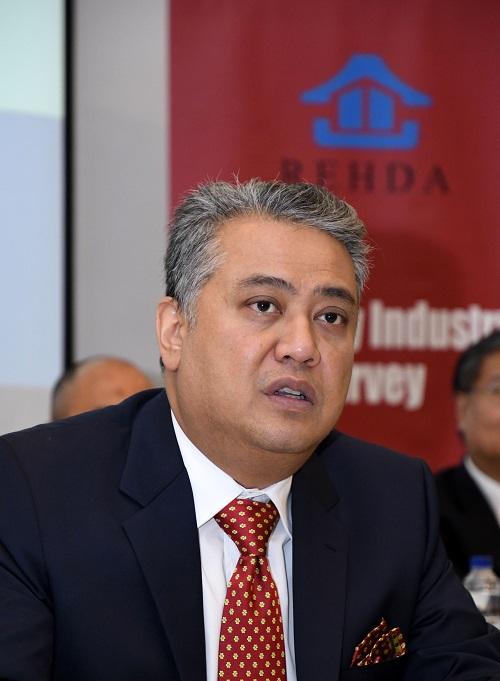 Datuk Seri FD Iskandar Mohamed Mansor