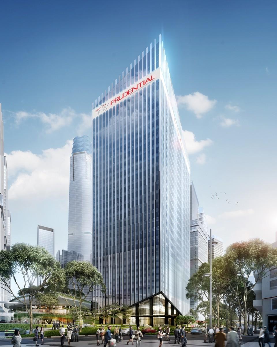 Prudential at Tun Razak Exchange (TRX) - Search Office KL