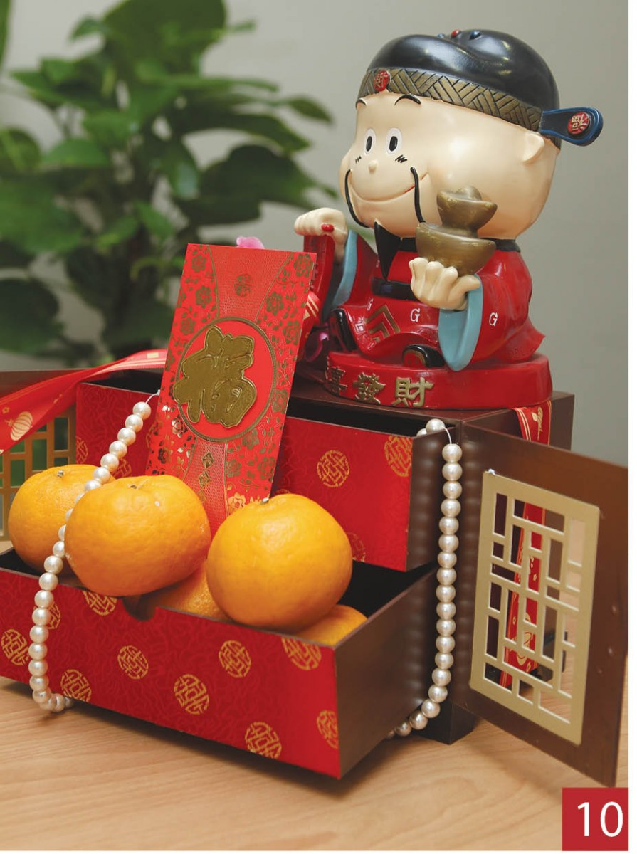 Simple but interesting DIY Lunar New Year décor ideas ...