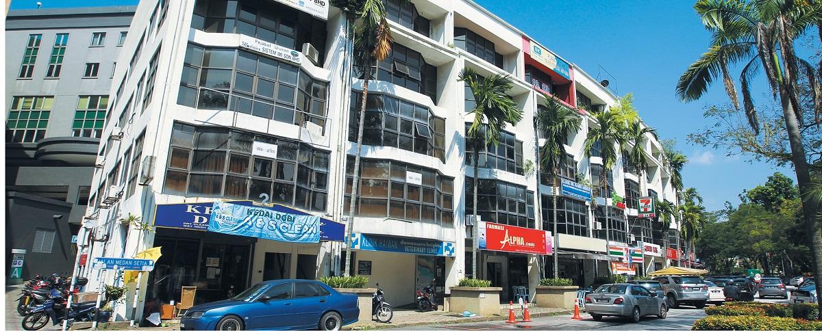 Jalan Medan Setia