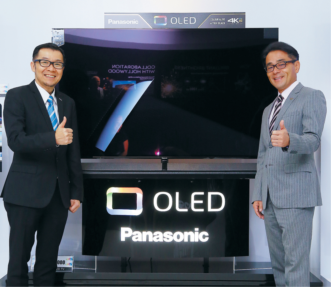 Panasonic expands Home Entertainment and Home Network System product