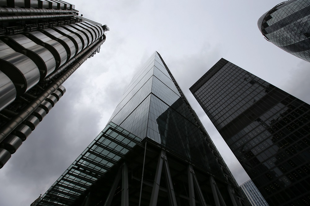 Chinese Magnate Buys London Cheesegrater Skyscraper