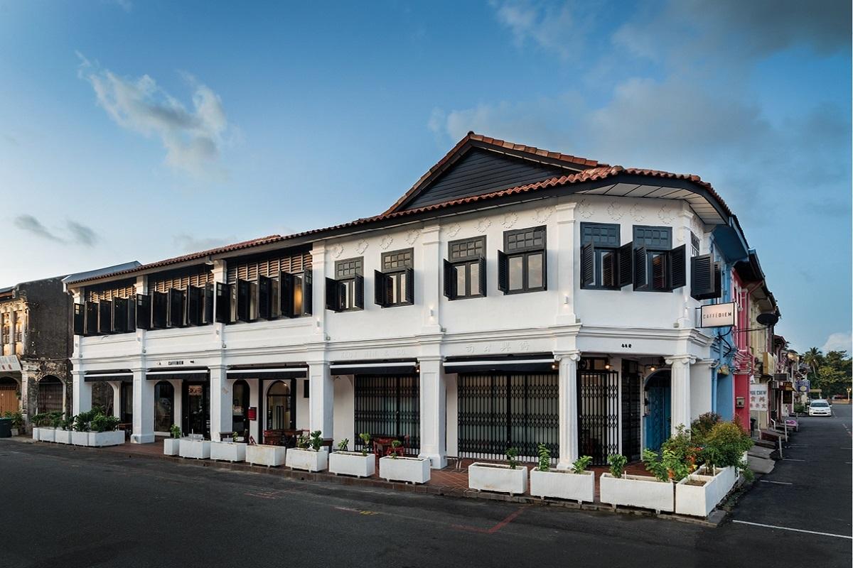 heritage building