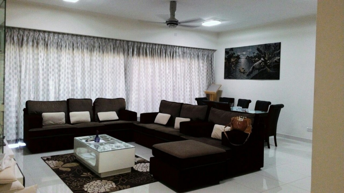 SetiaWalk serviced apartment
