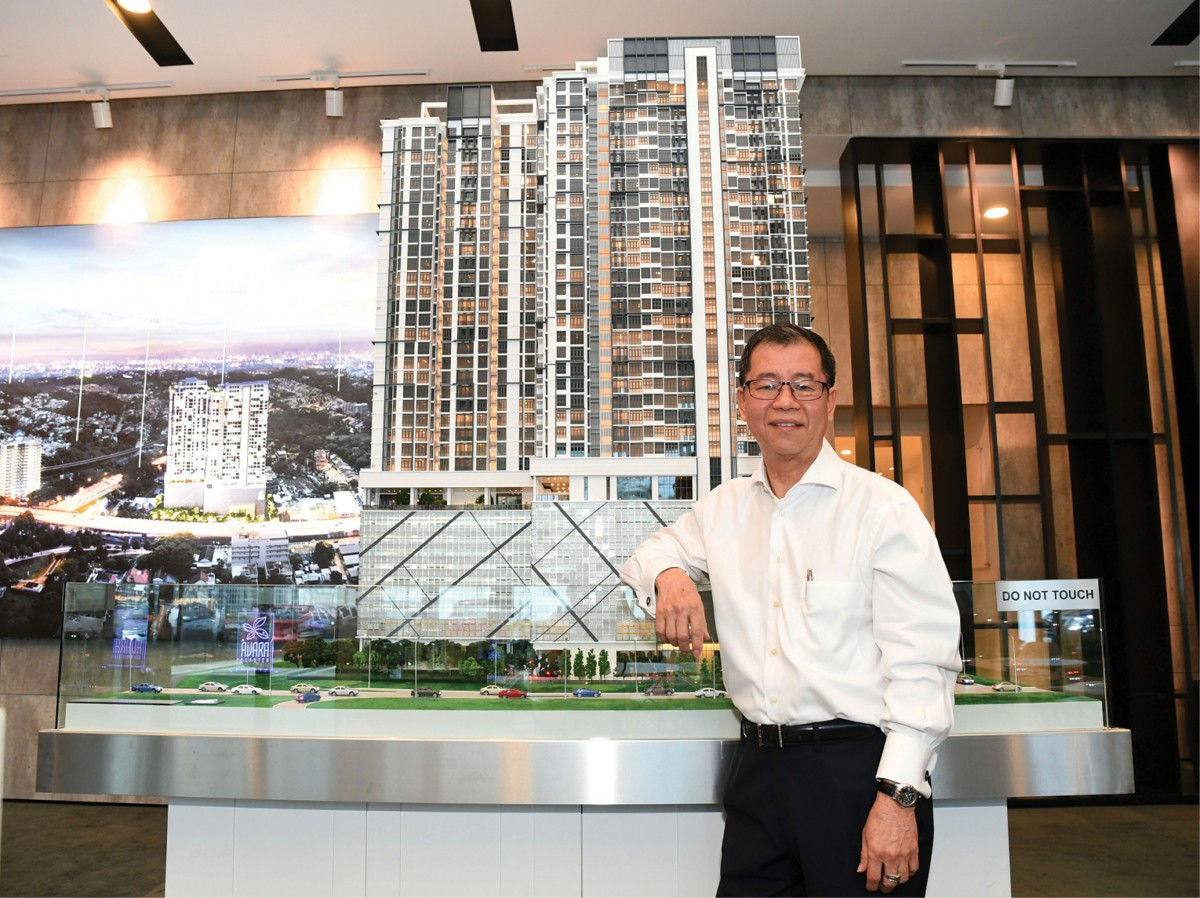 Ba Sheng makes debut with Avara Seputeh | EdgeProp my