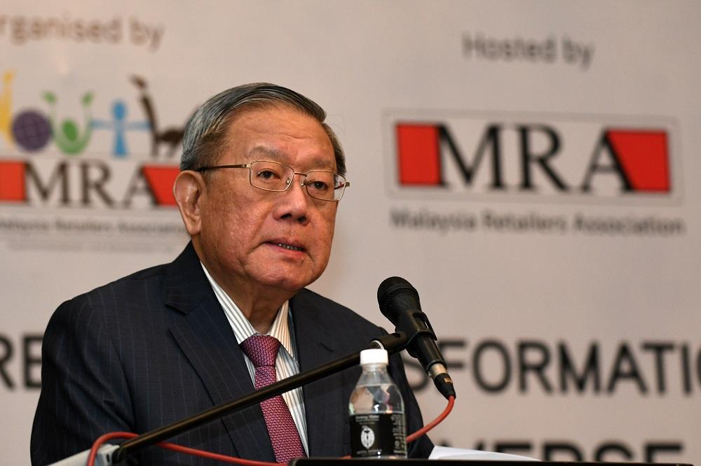 Tan Sri William Cheng