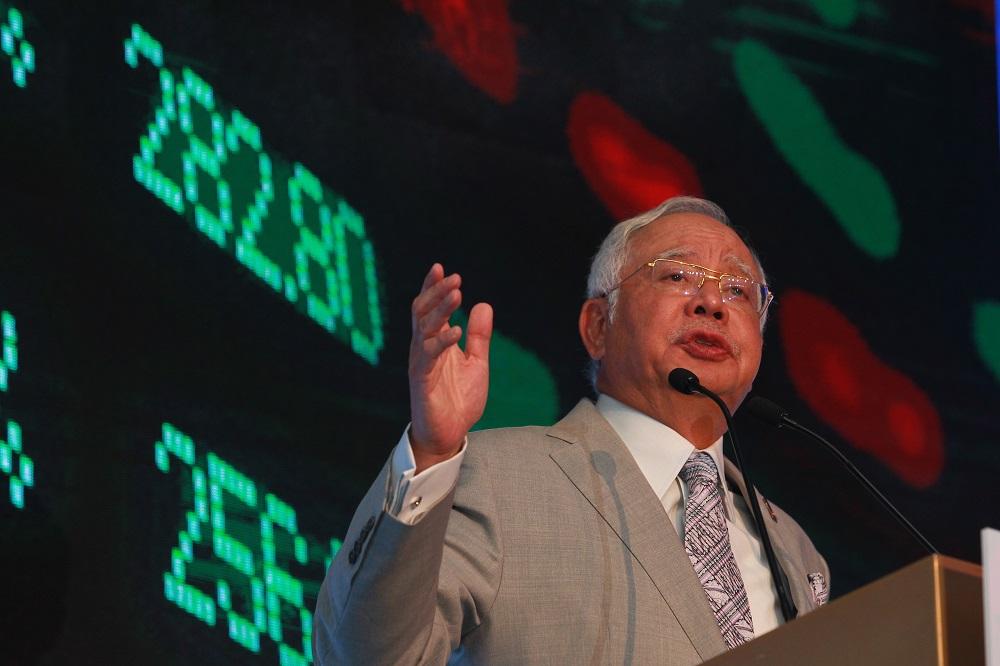 Datuk Seri Najib Razak