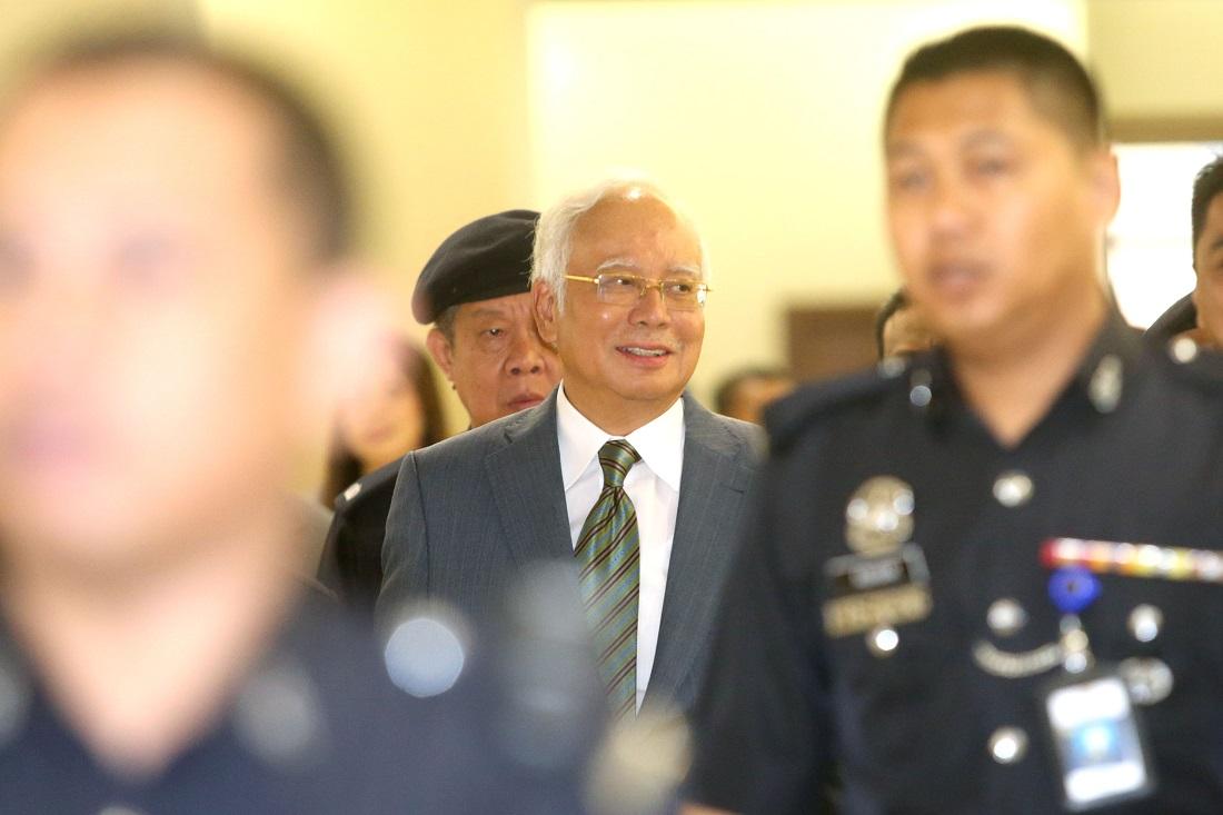 Najib criticises plan to include 1MDB scandal in school