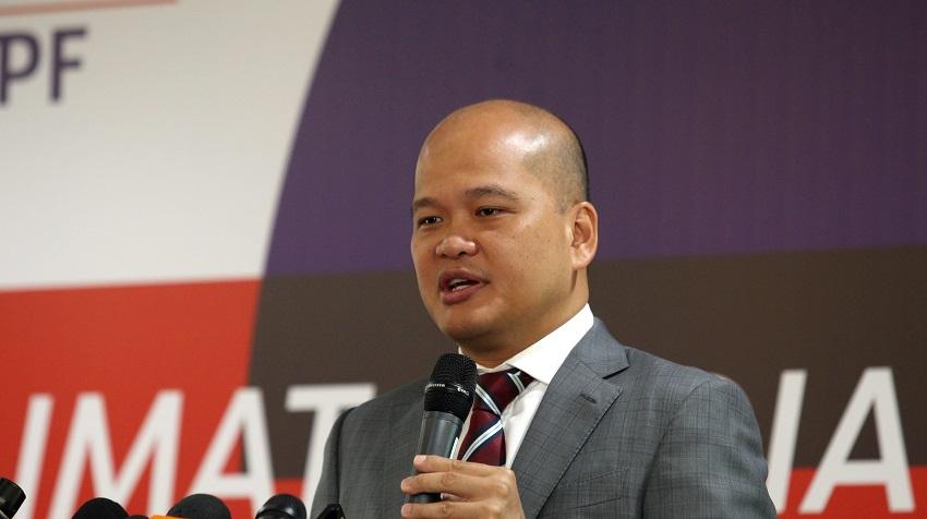 Datuk Shahril Ridza Ridzuan