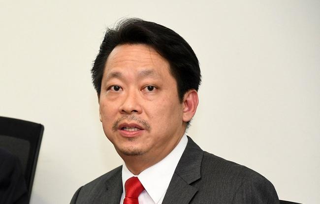 Datuk Paul Khong
