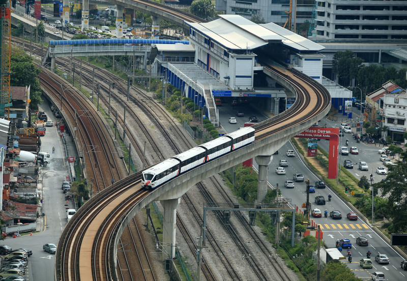 Reverting to original LRT 3 design can cut costs by RM6bn | EdgeProp.my